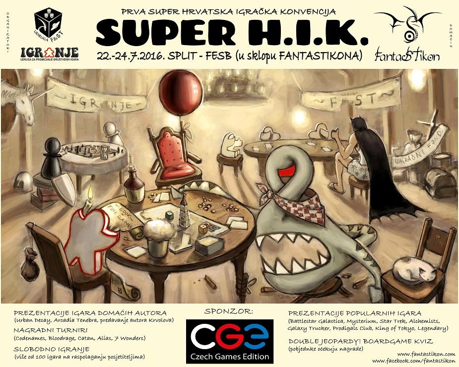 Super H.I.K.